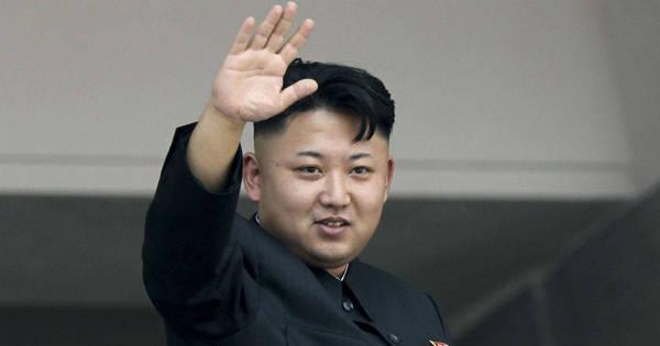 "Kim Jong-un diz que está disposto a falar com Seul sobre ""paz e ..."