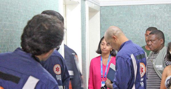 Samu descarta risco de contaminação por césio 137 em clínica ...