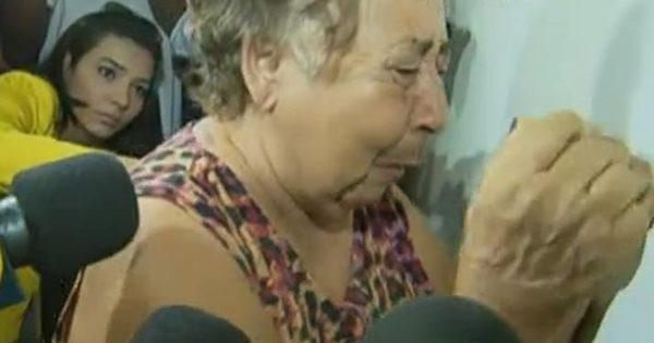 """Idosa de 73 anos é presa com cocaína e se defende: """"Pensei que ..."""
