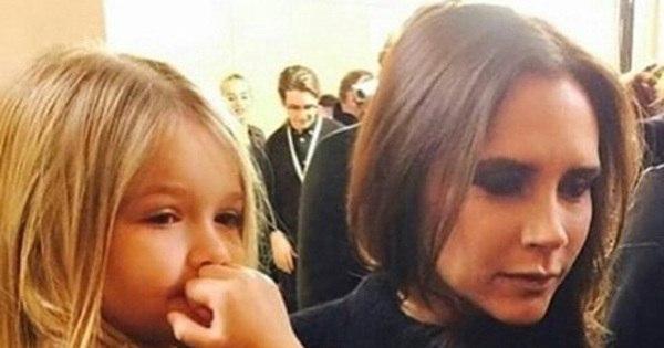 Filha de três anos de Beckham pode ganhar mais R$ 100 milhões ...