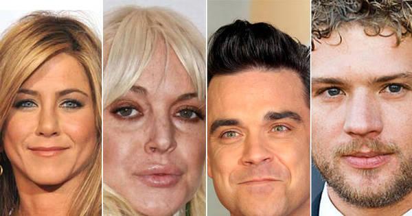 Dormiram no formol? Veja os famosos que têm idade ...