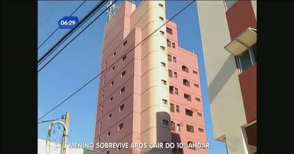 Criança sobrevive a queda de prédio em Campinas - Notícias - R7 ...