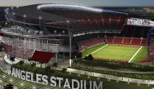 Dois rivais históricos da NFL se unem para construírem o estádio mais caro da história
