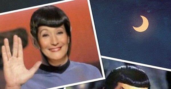 Sonia Abrão encarna personagem Spock para homenagear ...