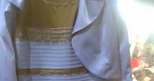 Polêmica do vestido: Entenda por que as pessoas enxergam cores ...