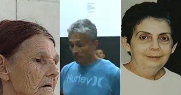 Tricô que nada! Conheça os vovôs do crime - Fotos - R7 Balanço ...