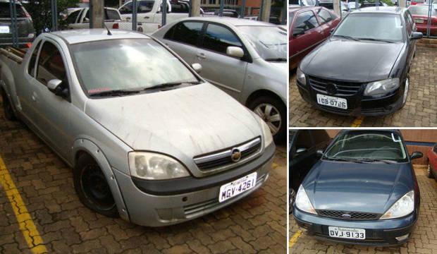 Leilão da Receita tem Fiat Stilo por R$ 6.000, GM Montana por R$ 7.000 e VW Gol por R$ 8.000