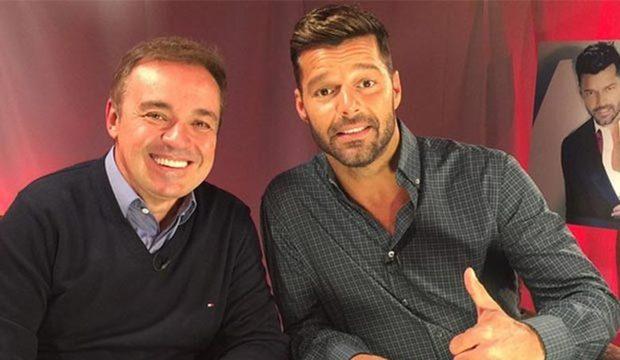 Saiba 15 curiosidades sobre o cantor Ricky Martin, próximo entrevistado do programa