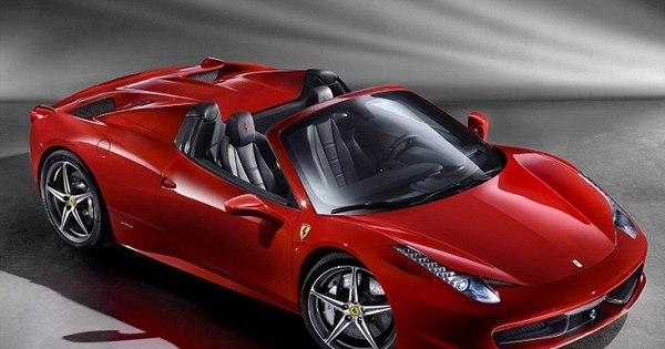 Empresário ricaço bate Ferrari em test drive de quatro minutos e ...
