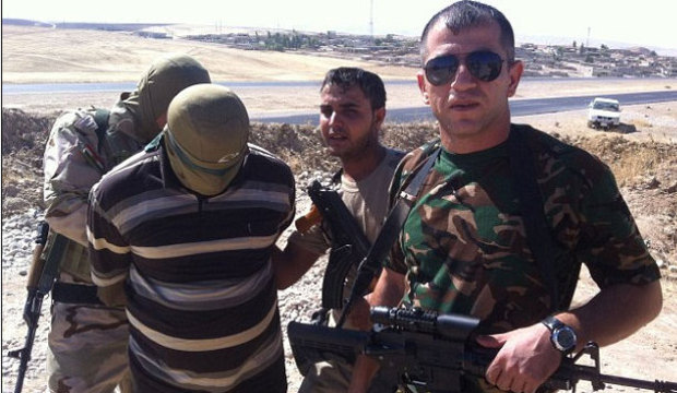 Milícia engana mãe e a faz comer carne do filho morto pelo grupo, afirma combatente britânico
