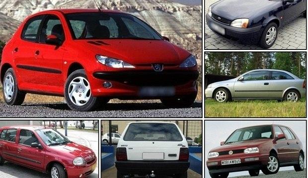 Tem Golf, Astra e até Civic: conheça alguns carros usados que custam menos de R$ 15 mil