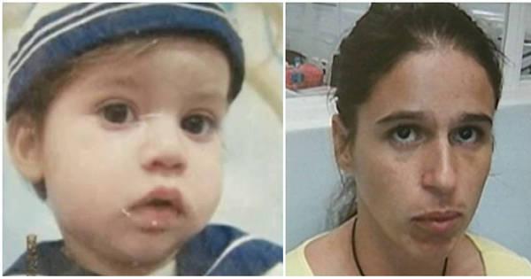 """Mãe que matou filho de 5 anos espancado """"não derramou uma ..."""