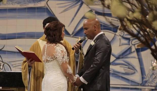 Veja fotos do casamento do sertanejo Rick com a presença de Zilu e outros famosos