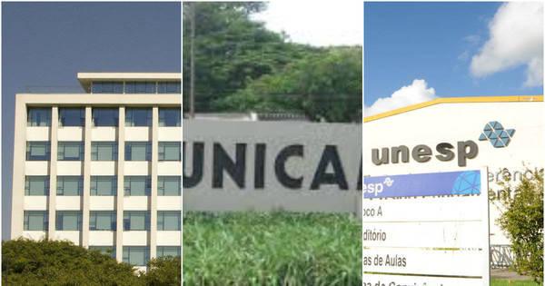 USP, Unesp e Unicamp receberão R$ 203 milhões a menos em 2015