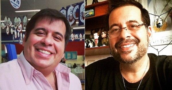 Leandro Hassum perde 32 kg após cirurgia bariátrica; confira o ...