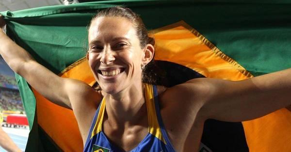 Fabiana Murer e semifinais de esportes coletivos são os destaques ...