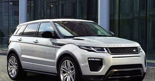 Range Rover Evoque produzido no Brasil está nas lojas - Notícias ...