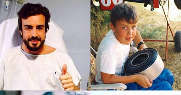 Bombou na web: Alonso esquece 20 anos da vida e pode dar ...