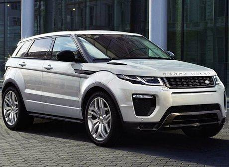 Range Rover Evoque produzido no Brasil já está nas lojas. Saiba mais