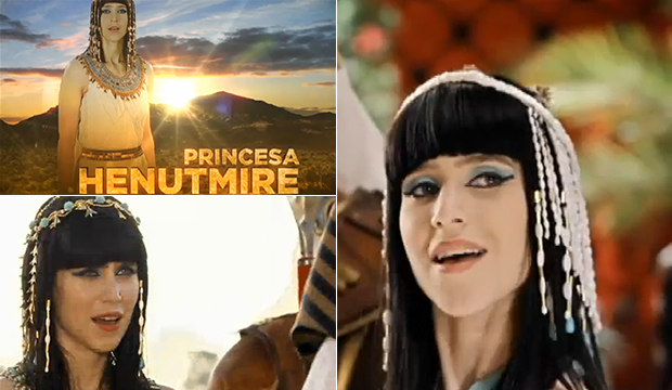 Princesa Henutmire é apaixonada, sonhadora... e invejada. Conheça personagem de Mel Lisboa