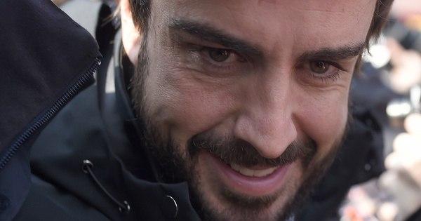 Perda de memória de Alonso pode ser culpa da equipe médica ...