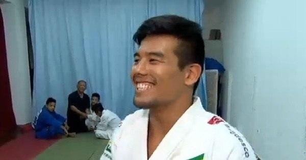 "Judoca espera ""cantar no karaokê"" no Pan-Americano de Toronto ..."