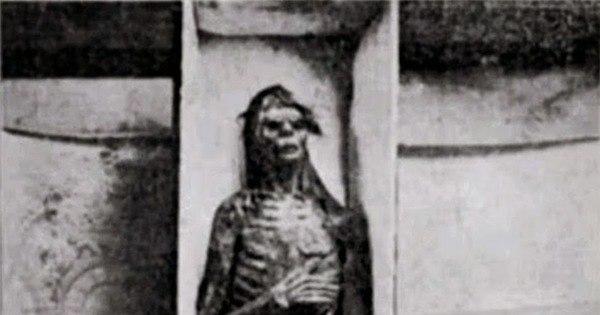 Fotos históricas revelam a existência de seres humanos gigantes ...