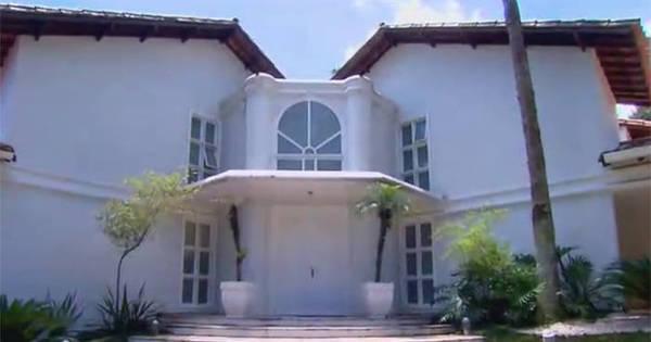Espie fotos da luxuosa mansão de R$ 12 milhões de Carlos Alberto ...
