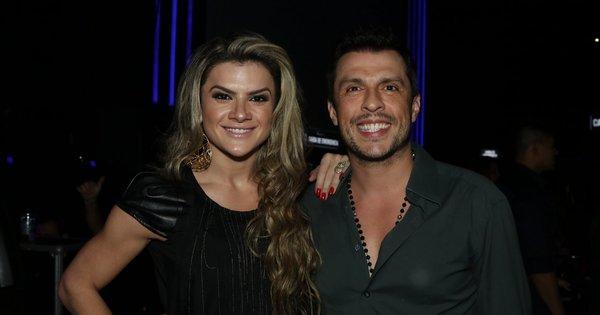 Mirella Santos, Ceará e outros famosos prestigiam show de Bruno e ...