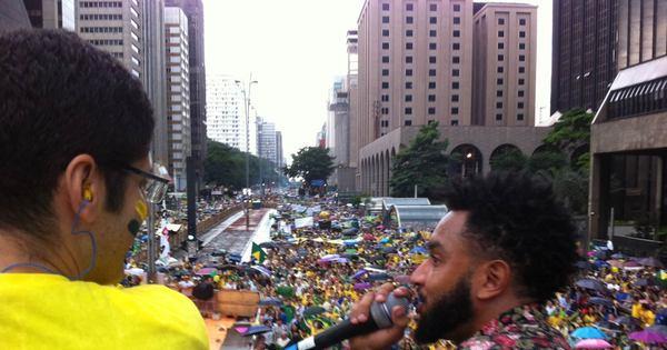 Após protesto contra PT e corrupção, Vem Pra Rua promete ...