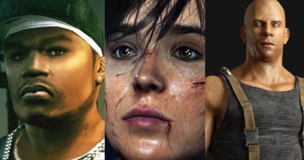 Famosos em ação! Artistas já ganharam versão idênticas em ...