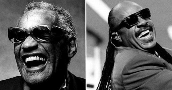De Ray Charles a Stevie Wonder. Conheça os cantores cegos que ...