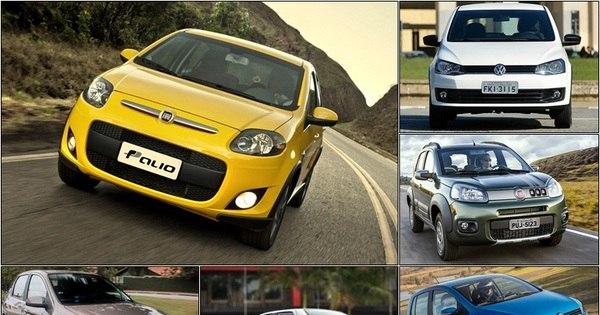 Descubra quais são os carros mais roubados do Brasil - Fotos - R7 ...