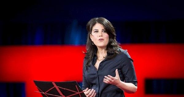 Monica Lewinsky pede 'mais compaixão na internet' em palestra do ...