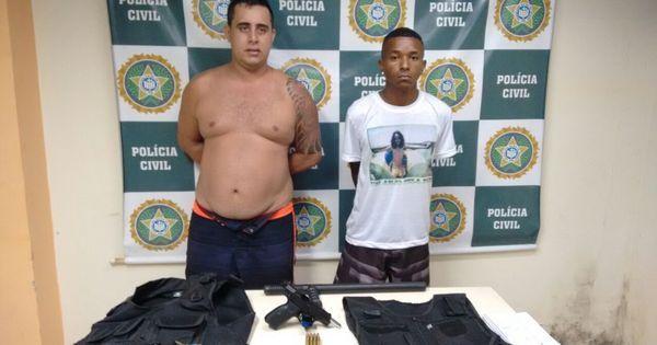 Homem é preso em Campo Grande e confessa fazer parte de milícia