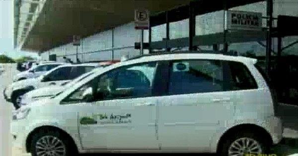 Disputa por passageiros termina com taxistas detidos no Aeroporto ...