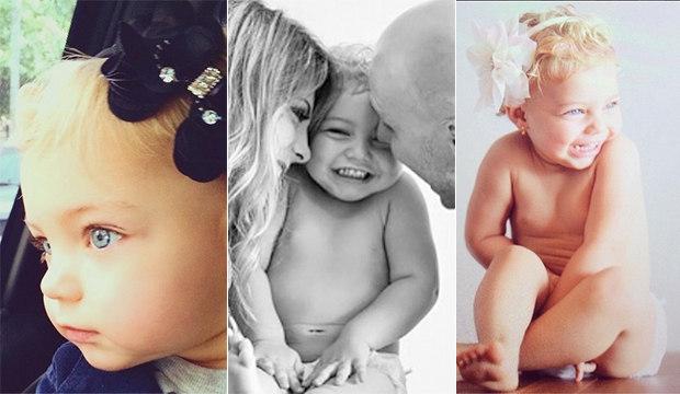Filha de Xuxa e Sheila Mello completa dois anos. Veja momentos fofos da menina