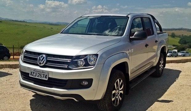 Volkswagen Amarok ganha série especial limitada e capricha no visual aventureiro