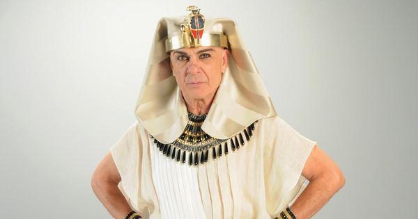 Figurinista fala sobre ostentação no figurino do Faraó Seti I - Fotos ...