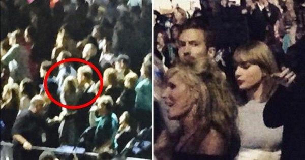 Tá rolando mesmo! Taylor Swift e Calvin Harris trocam beijos ...