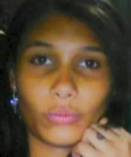 O corpo de Shirley foi encontrado enrolado em um cobertor, envolto em um saco plástico