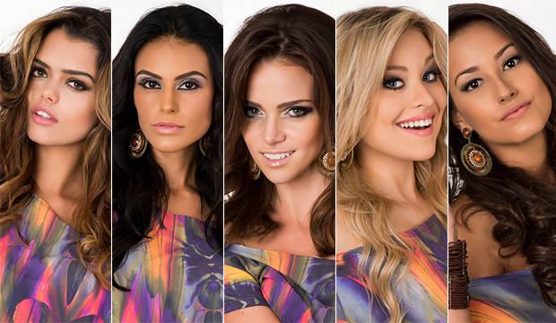 Conheça as 30 beldades que estão concorrendo ao Miss São Paulo 2015