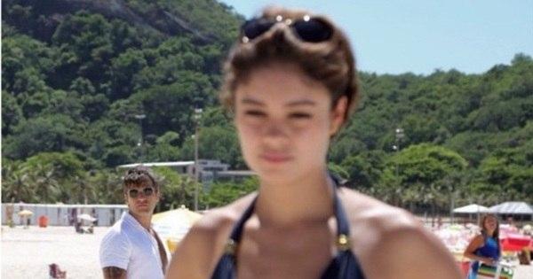 Giovanna Ewbank não vê cenas do marido com Sophie Charlotte ...