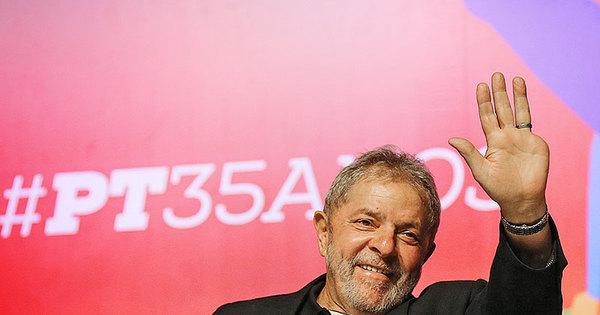 MP abre investigação contra Lula por tráfico de influência, diz revista