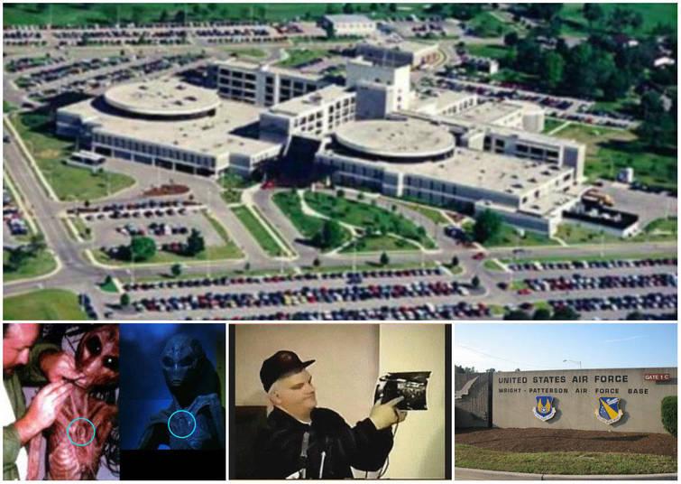 A Base Aérea Wright Patterson, no estado americano de Ohio, é um dos lugares mais secretos do país. Não é à toa: são mais de 22 mil pessoas trabalhando lá em múltiplos departamentos confidenciais, uma pista de pouso onde só aviões desconhecidos voam e quatro galpões onde o governo esconde algo que nunca fez questão de registrar.Aliado a cientistas e antigos funcionários afirmando que é lá e não mais na Área 51 onde o governo concentra suas principais pesquisas com extraterrestres, especialmente os que já visitaram a Terra, gerou um monte de Teorias da Conspiração que não são nenhum pouco difíceis de acreditar