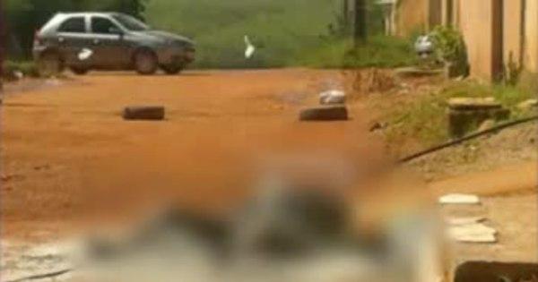 Crimes brutais assustam bairro sossegado de Águas Lindas ...
