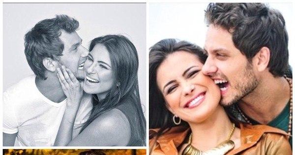 Kamilla Salgado comemora aniversário e ganha declaração de amor