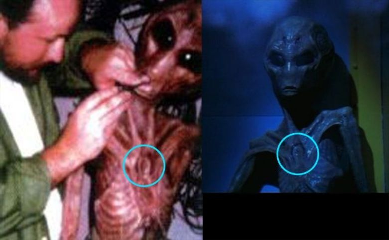Tudo porque supostos documentos secretos obtidos por pesquisadores de UFOs mostraram que todos os detritos e registros de Roswell foram retirados da Área 51 em 51 e levadas para uma base de Ohio. Não poderia ser outra, a não ser a Base Wright