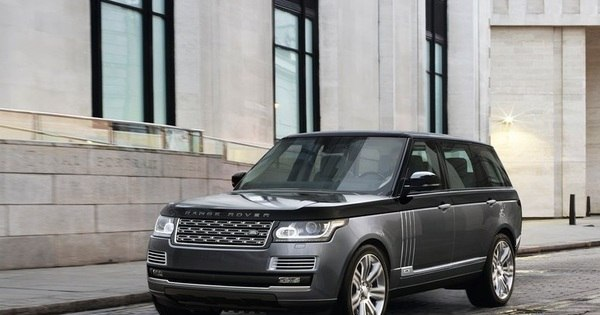 Apogeu do luxo: Range Rover Vogue Autobiography SV tem interior ...