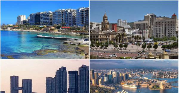 De Malta à África do Sul: brasileiros trocam destinos de intercâmbio ...